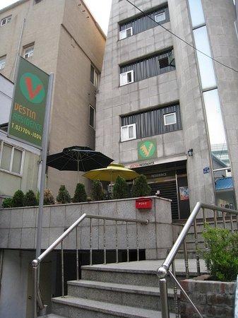 Vestin Residence Myeongdong: 外観