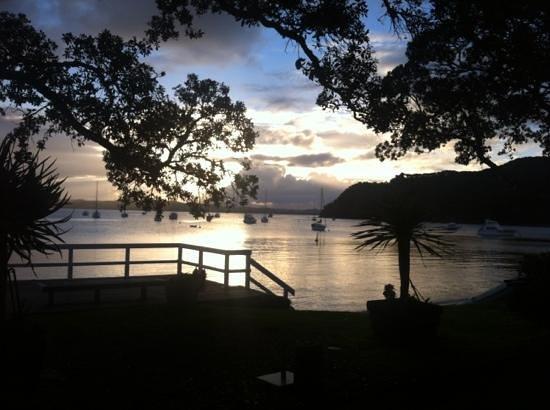 Duke of Marlborough Hotel: Evening paradise