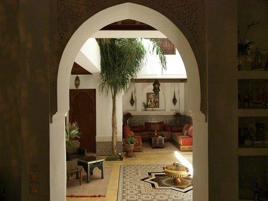 Riad Viva: architektonisch und kunsthandwerklich liebevoll ausgestattet