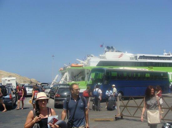 Hellenic Seaways: Паром