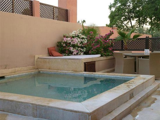 Riad Viva: Sonnen... abfrischen... relaxen...