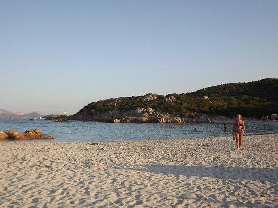 Arzachena, Italien: La spiaggia