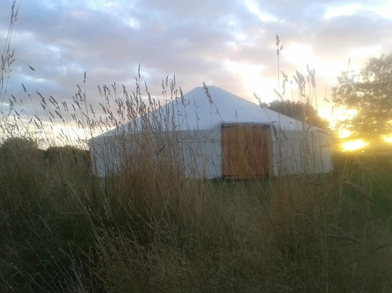 Secret Valley: Big Yurt
