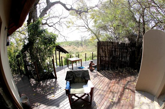 Jock Safari Lodge: room view