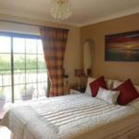 Gallows View: Double room with balcony