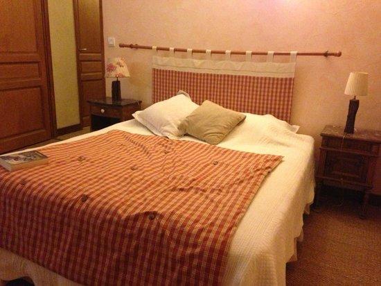 Chambres d'hotes Talvern : Chambre dans la suite familiale