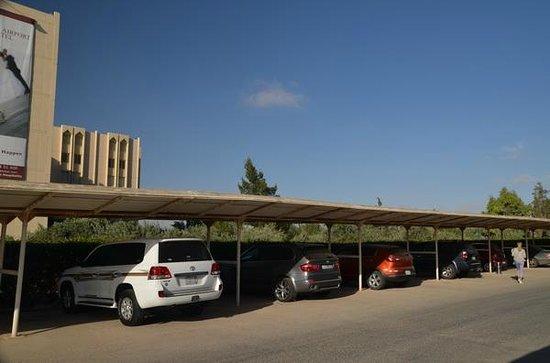 Amman Airport Hotel: парковка
