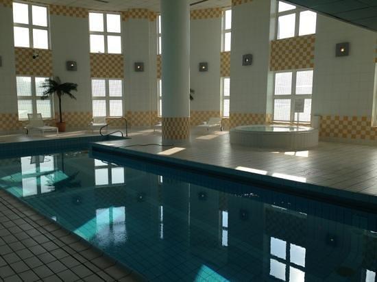 Pool And Spa Picture Of Hyatt Regency Paris Charles De Gaulle