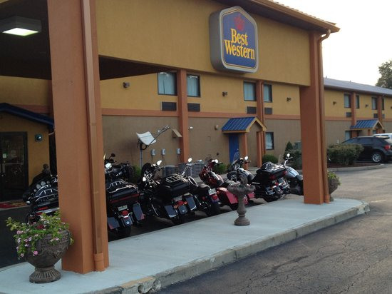 BEST WESTERN Paducah Inn: We welcome HOG Members