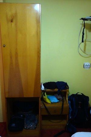 Meral Hotel: Room