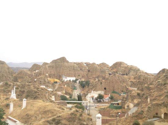 Visita Guadix: quartier troglodyte