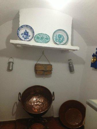 Visita Guadix: intérieur d'une maison