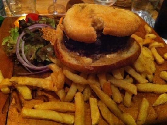 De Drie Kalders : Le Ch'ti Burger