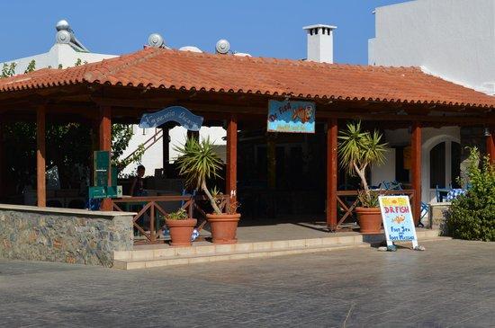 Elounda Breeze Resort : Fish Spa