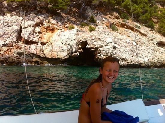Formentor, a Royal Hideaway Hotel: можно поплавать на лодке