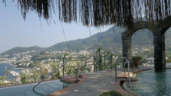 San Montano Resort & SPA: Termalwater swimmigg pool