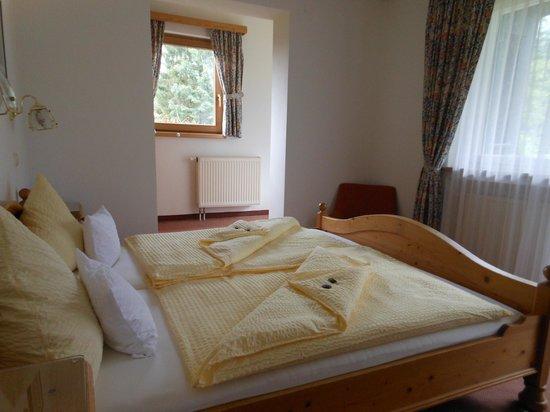 Hotel Bergland: Notre chambre à l'hôtel Bergland