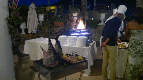 San Montano Resort & SPA: Satturday Italian Night
