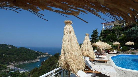 San Montano Resort & SPA : Sea water swimming pool
