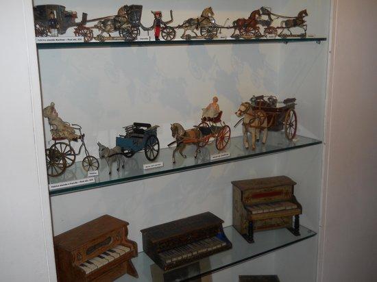 Toy Museum : Interior do Museu
