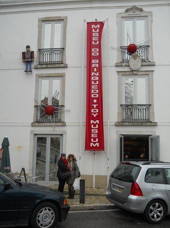 Toy Museum : Facahda do Museu