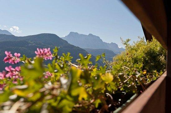 Rösslwirt: Balkon mit Panoramablick