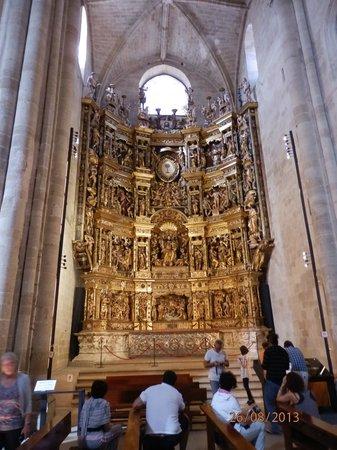 Parador de Santo Domingo de la Calzada : Cathedral