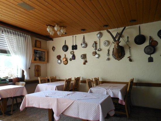 Hotel Walida : La salle de restaurant