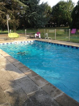 Novotel Lens Noyelles : Pool