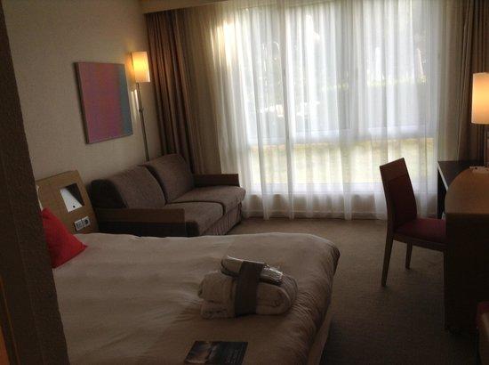 Novotel Lens Noyelles: VIP room