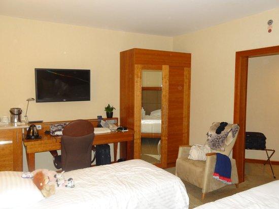 Hilton Prague : CHAMBRE 2 + 1