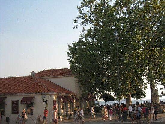 Brsalje Street: ピレ門前