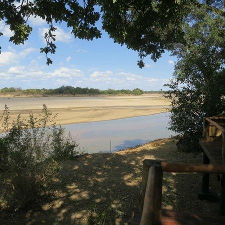 Chamilandu Bushcamp - The Bushcamp Company : View from Balcony