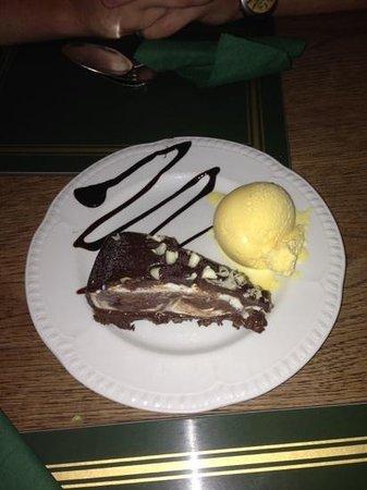 Kookaba Restaurant: Freezer dessert