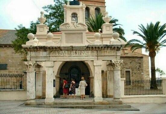 Merida, Spanien: Hornito. .foto d Damiano