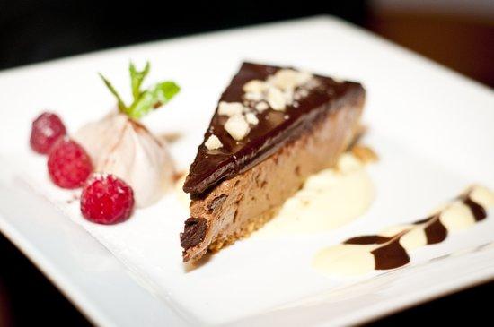 Il Folletto Ristorante: Yummy chocolate tart