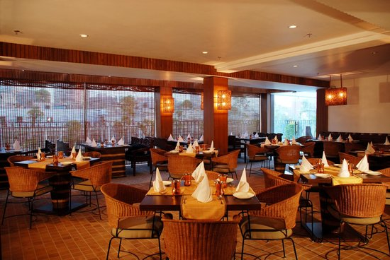 Hotel Palace Heights : Zaffran ( Authentic North Indian Cusine )