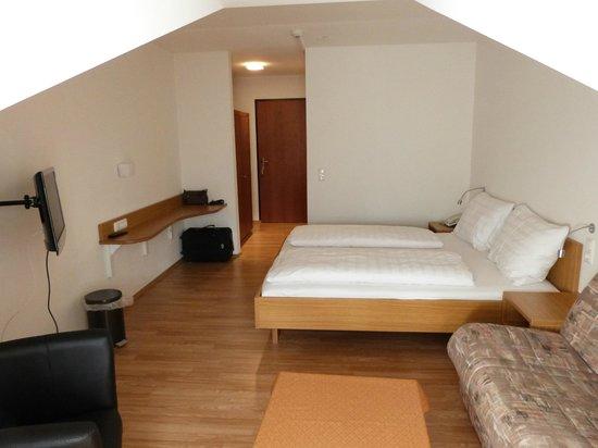 Hotel Buchel: Notre chambre