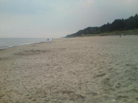 Paula Wellness & Spa: so ein schöner Strand