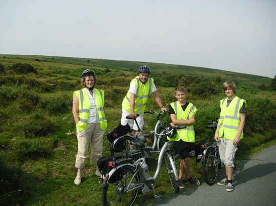 Dartmoor Electric Bicycles: Wilsons end of August