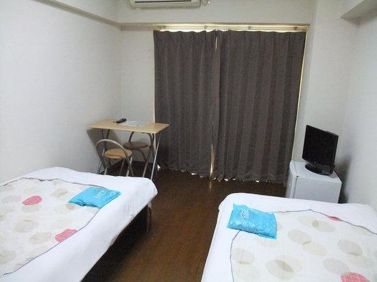 Sunwell Kotohira : 広々とした客室