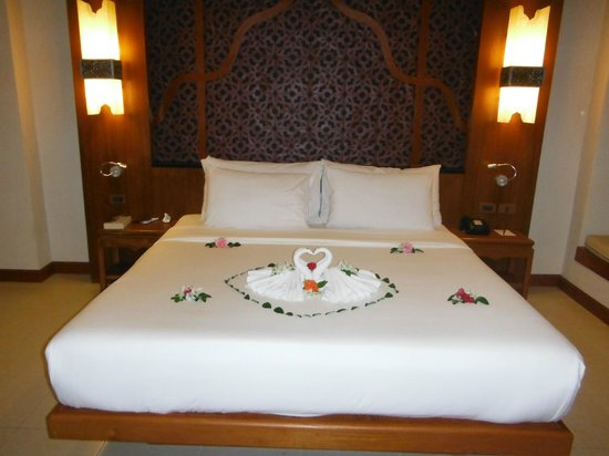 Rawai Palm Beach Resort : Chambre