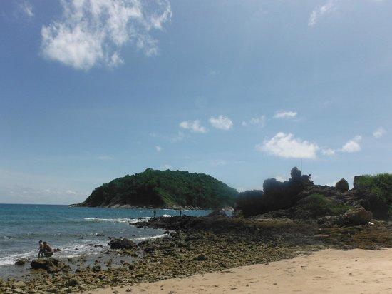 Rawai Palm Beach Resort: Plage Yanui Beach