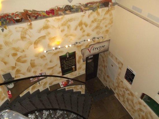 Restaurant Cerny Baron : Black Baron - ingresso
