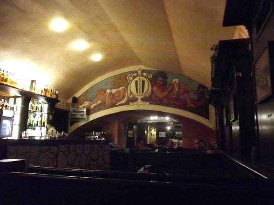 Restaurant Cerny Baron : Black Baron - salone