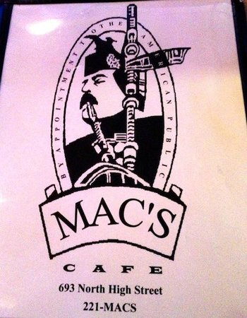Mac's Cafe and Bar