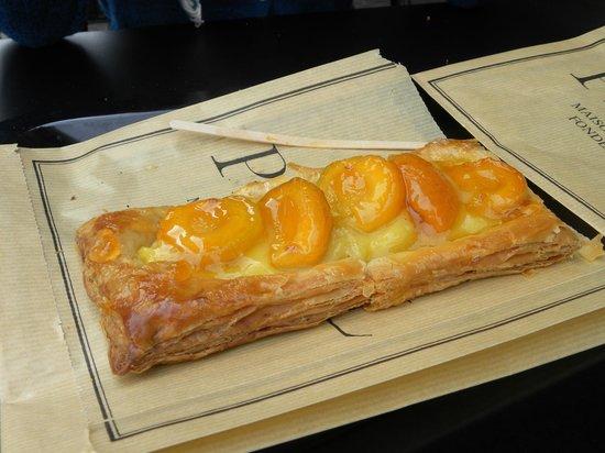 Boulangerie Paul : Tortino all'albicocca