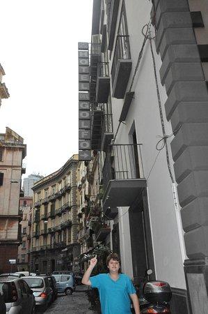 Via Sedile Di Porto 23.The Street S Hotel Picture Of Albergo Del Golfo Naples Tripadvisor