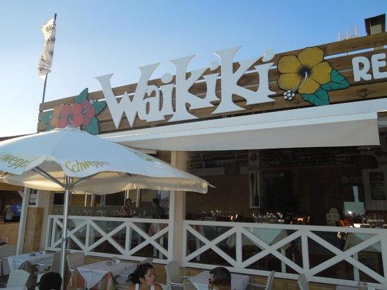 Waikiki Restaurant Snack-bar Grill : foto 2