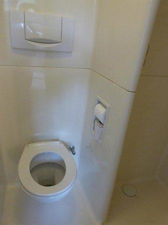 Ibis Budget Caen Gare : baño
